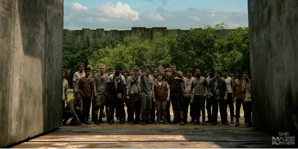 5 Moments In The Maze Runner Trailer That Left Fans Begging For More