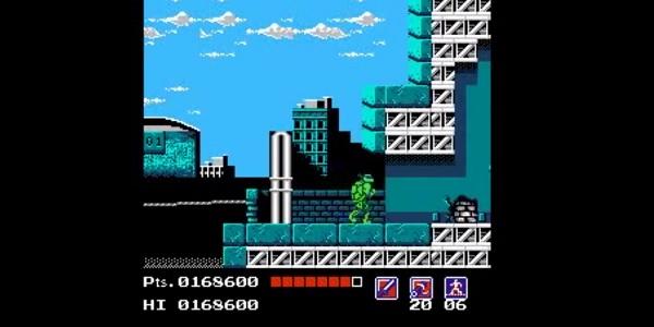 NES TMNT 1