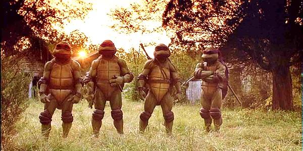 TMNT Movie 1990