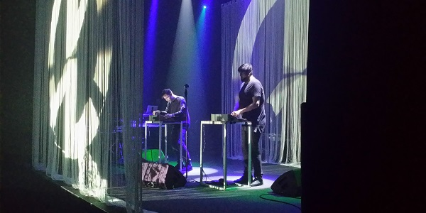 Digitalism Curtain