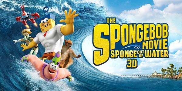 MOVIE REVIEW: The SpongeBob Movie: Sponge Out of Water
