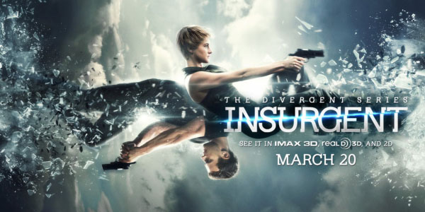 INSURGENT (MOVIE VS BOOK): 4 Pleasant Surprises & 4 Utter Disappointments