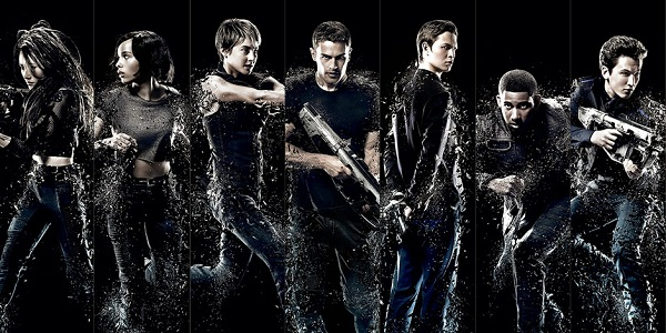MOVIE REVIEW : Insurgent